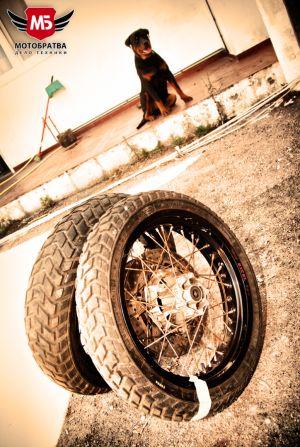 Проект Каферейсер: Охота колеса, охота на колеса. Excel / Yamaha XTX 660