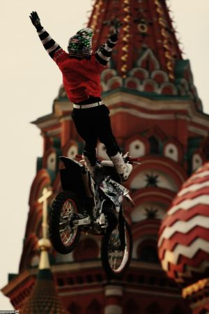 Red Bull X-Fighters 2010, Москва. Итоги