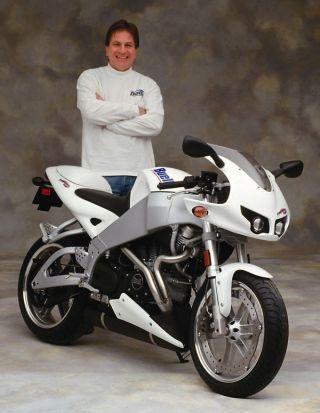Erik Buell и мотоцикл Firebolt XB9R