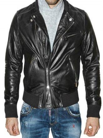 Куртка Dsquared для мотоциклистов