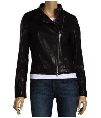 Куртка DKNY для мотоциклистов