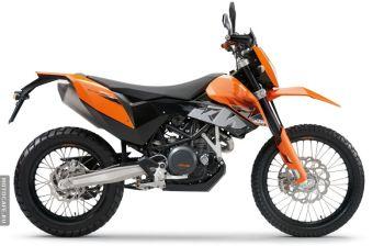 КТМ 690 эндуро характеристики