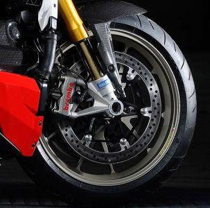Устройство тормозной системы мотоцикла