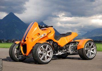 Квадроцикл GG Quadster