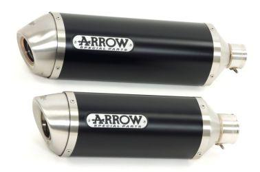 Глушители Arrow Dark Line