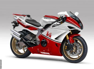 Yamaha RD LC 500 v4 Classic 2008