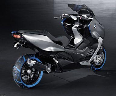 Скутеры BMW Concept C