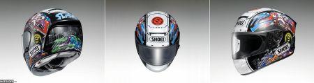 Shoei Tomizawa Limited Edition – дань уважения молодому гонщику