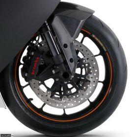 Радиальное крепление тормозов - KTM RC8 2009
