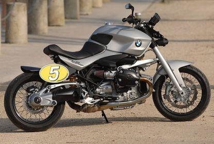 Кастом BMW Le Rider по мотивам концепта Lo Rider