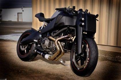 Buell 1125R умер. Да здравствует Magpul Ronin!