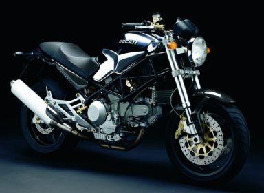Первый Монстр - Ducati M900
