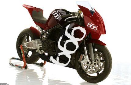 Команда 666 Road Racing выбирает TT Zero
