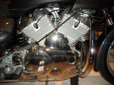 Проект Harley-Davidson Nova