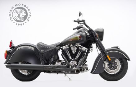 Indian Motorcycles - Chief 2010