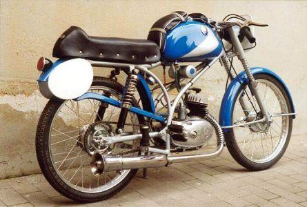 Мотоцикл Maserati 50 T2
