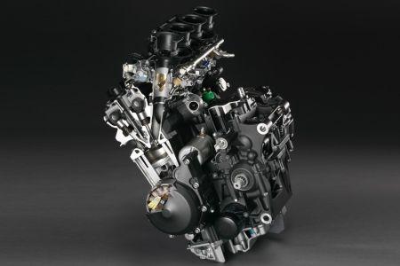 Двигатель Yamaha YZF-R6 2008