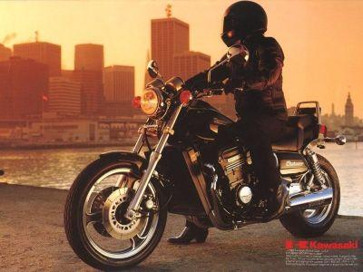 Kawasaki Eliminator ZL 900