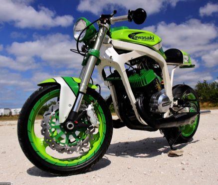 GSX-R Ducati H2 или F&%k The Green