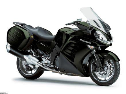 2012 Kawasaki 1400GTR