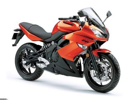 2012 Kawasaki Ninja 650R ABS