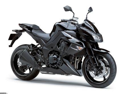 2012 Kawasaki Z1000 ABS