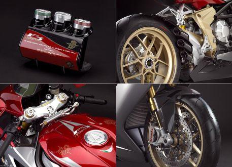 MV Agusta F3 'Serie Oro'