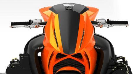 Концепт монструозного дизельного стритфайтера KickBoxer Diesel AWD