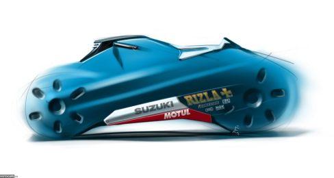 Suzuki - концепт мотоцикла 22