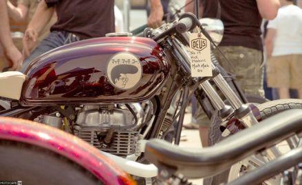 Кастом Much Much Go из Honda CB250T