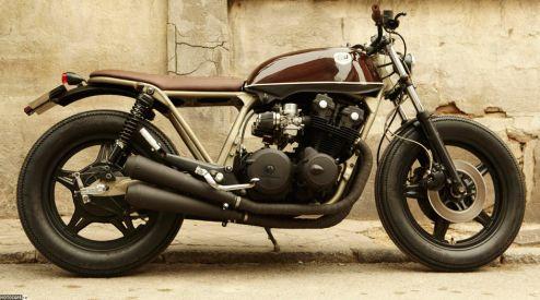 1980 Honda CB750 от Cafe Racer Dreams