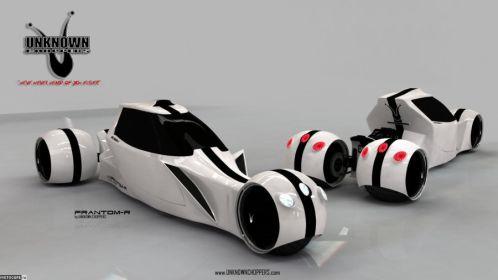 Unknown Choppers мечтает о чопперах будущего