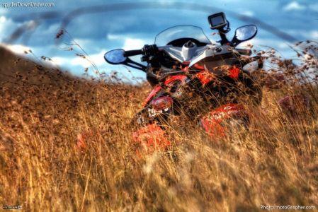 Путешествие на трицикле Can-Am Spyder по Австралии