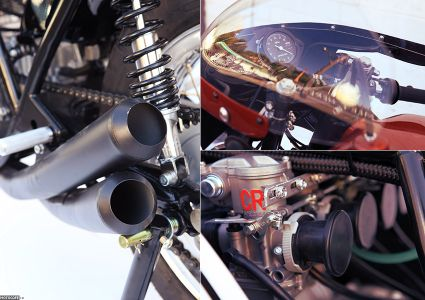 Реплика Honda CR750 Дика Мэнна от Extreme Creations