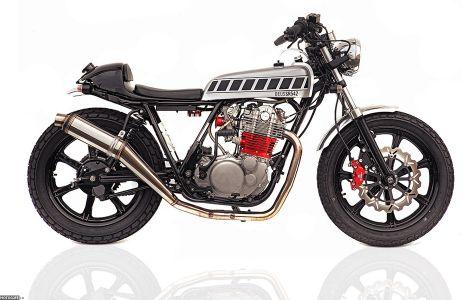 Deus ex Machina Yamaha SR532 Odd Job