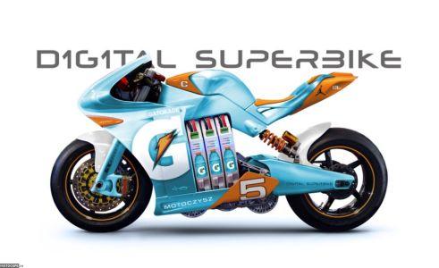 Motoczysz E1pc 2010 TTXGP