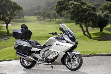 Подробности о BMW K1600GT и K1600GTL 2011