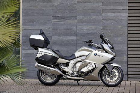 Роскошная практичность. Подробности о BMW K1600GT и K1600GTL 2011