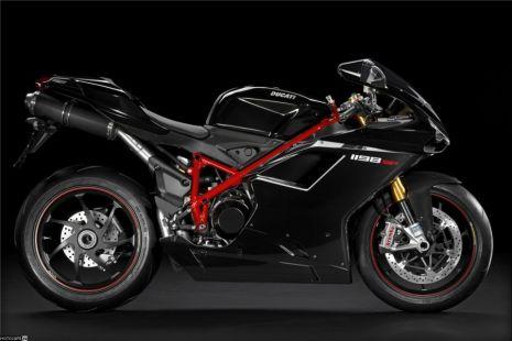 Ducati 1098 SP 2011