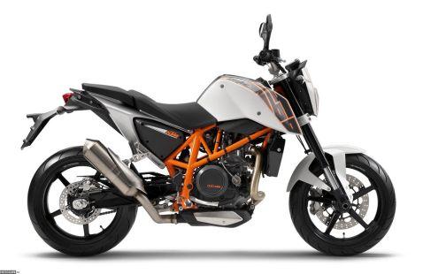 EICMA 2011: официальный анонс 2012 KTM 690 Duke
