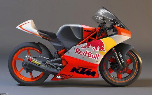KTM представила 250-кубовый двигатель для Moto3