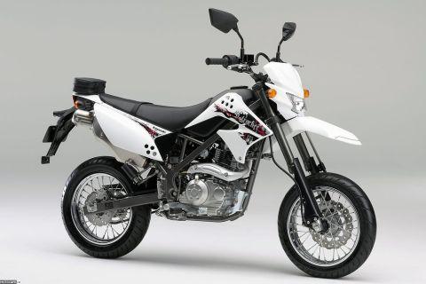 Kawasaki D-Tracker 125 и KLX 125 2011
