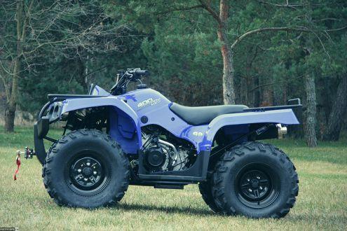 Анонс квадроциклов Baltmotors ATV 400 с жидкостным охлаждением