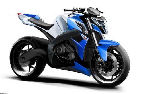 Suzuki GSX R1000S