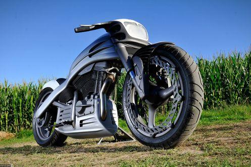 Кастом SpaceSter (Harley-Davidson Sportster)