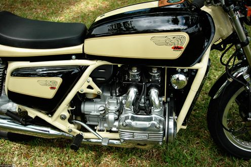 Honda GL1000 Gold Wing 1976