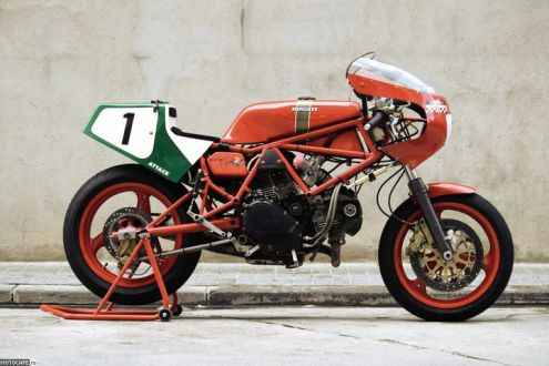 1982 Ducati TT2