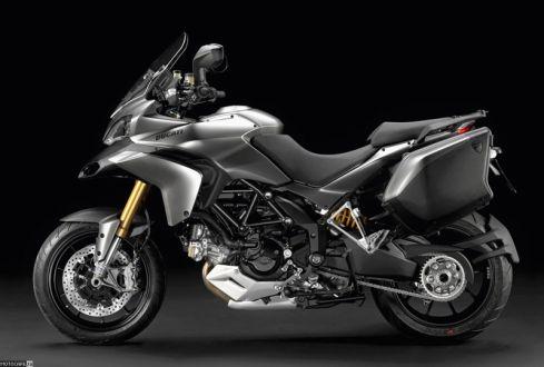 Новинки-2012 от Ducati: обновленная Multistrada 1200 S Touring