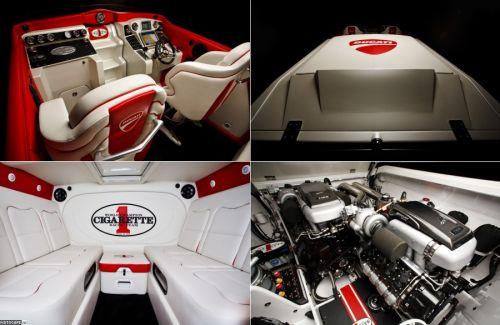 42X Ducati Edition Racing Boat