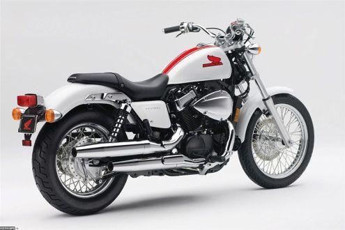 2012 Honda Shadow с привкусом ретро